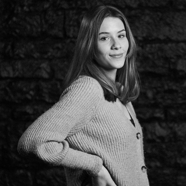 Portrait Luisa Metz