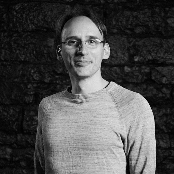 Portrait Markus Hoffmann